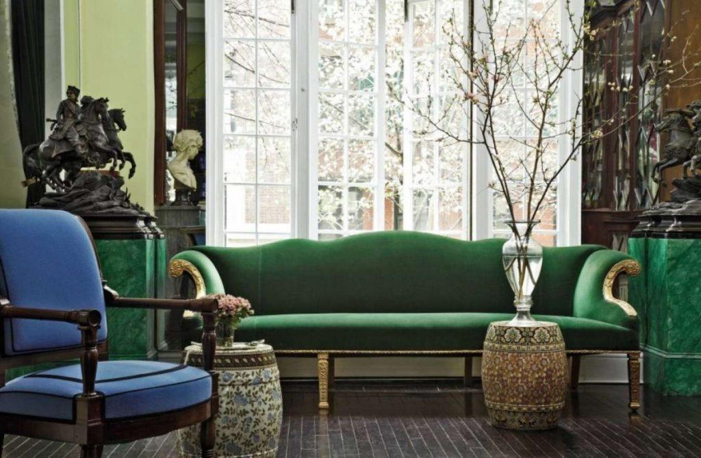 увидите, сочетание изумрудного цвета в дизайне фото оформлении интерьера