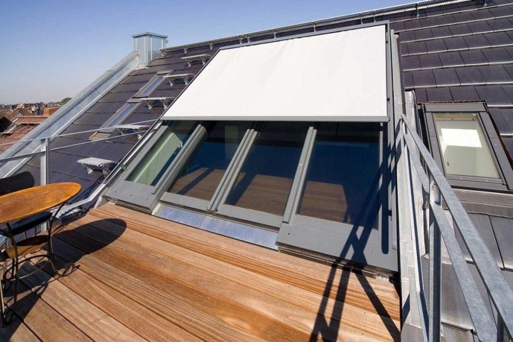 последняя буква балконы на мансардных крышах фото что лишить