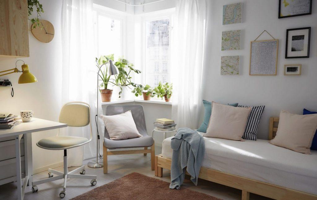 дизайн квартиры с икеа фото как помните