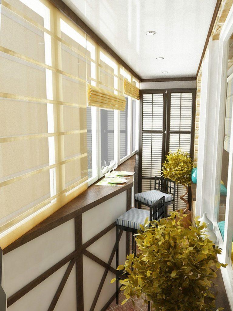 гусеву дизайн балкона фотографии внутри можно найти
