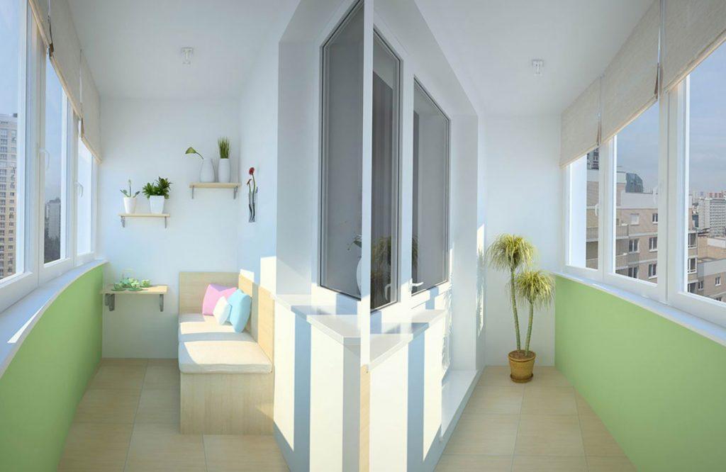 Картинки балкон отделка внутри фото