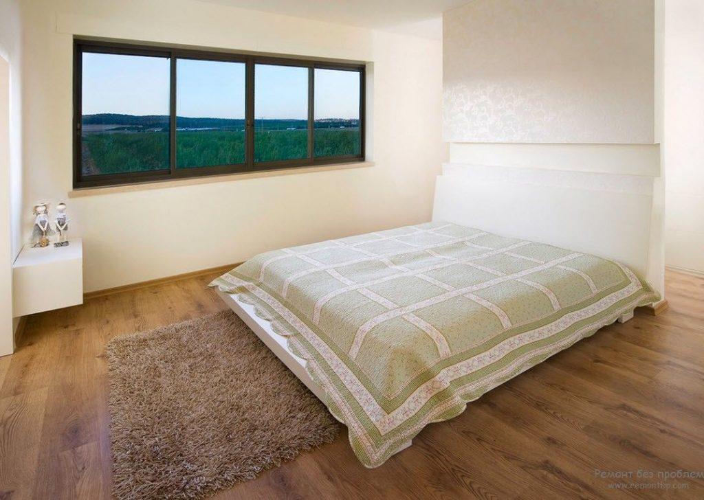 сделанных спальня без мебели картинки желаю