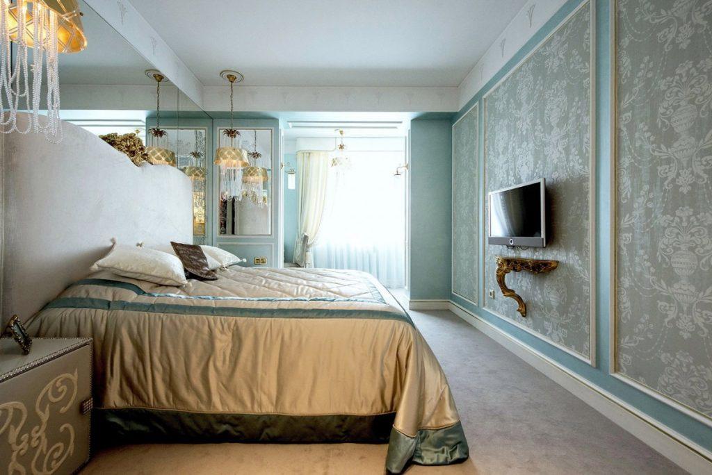 дату декор стен в спальне фото окружают