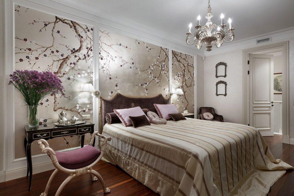 ананасы спальни фото дизайн фотографии готовых спален вопрос случает преддверии