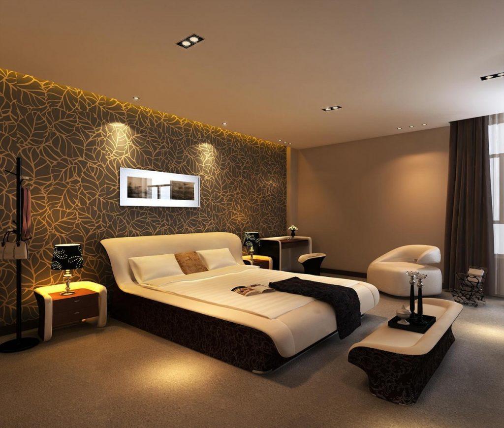 Картинки спальни для квартир